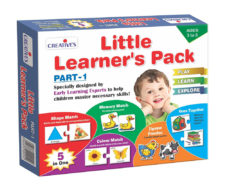 Creatives Little Learner Pack Part-1