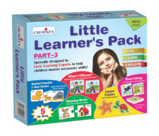 Creatives Little Learner Pack Part-3