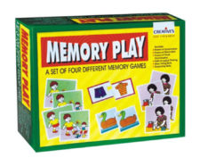 Creatives Memory Play 3 Years & Above