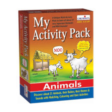 Creatives My Activity Pack Animals
