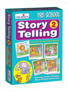 Creatives Storytelling Step By Step 2