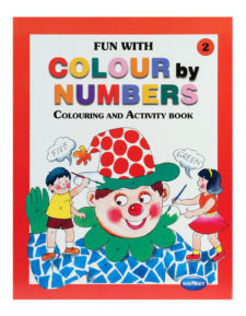 Navneet Fun With Colour By Numbers Part-2