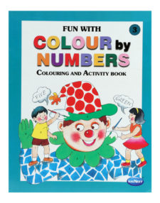 Navneet Fun With Colour By Numbers Part-3