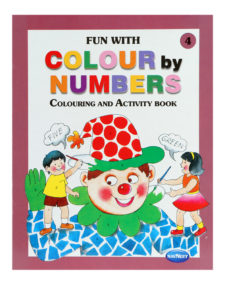 Navneet Fun With Colour By Numbers Part-4