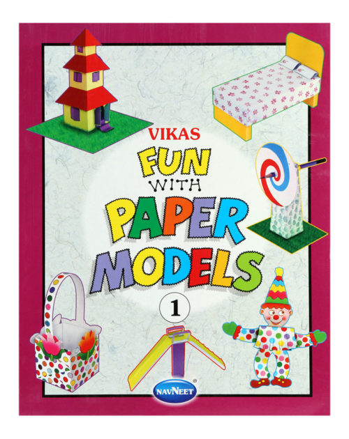 Navneet Fun With Paper Models Part-1