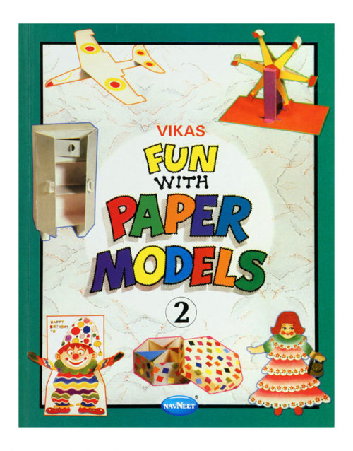 Navneet Fun With Paper Models Part-2