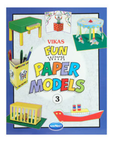 Navneet Fun With Paper Models Part-3