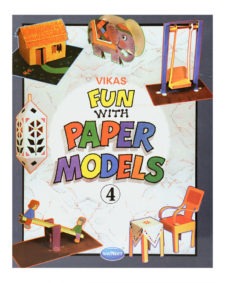 Navneet Fun With Paper Models Part-4