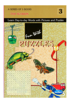 Navneet Fun With Puzzles Part-3