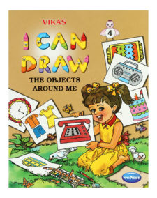 Navneet I Can Draw - The Objects Around Me