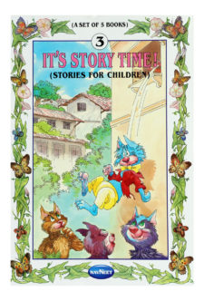 Navneet It's Story Time Part-3
