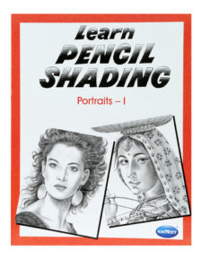 Navneet Learn Pencil Shading Portraits Part-1
