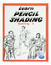 Navneet Learn Pencil Shading Sketching Part-2