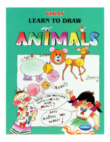 Navneet Learn To Draw Animals