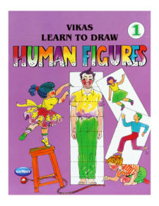 Navneet Learn To Draw Human Figures Part-1