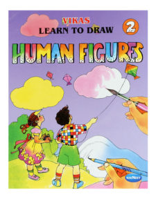 Navneet Learn To Draw Human Figures Part-2
