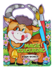 Navneet Magic Colouring - Farm World
