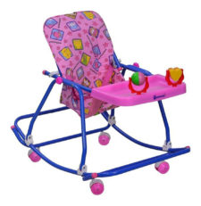 Mothertouch 3-In-1 Walker Pink