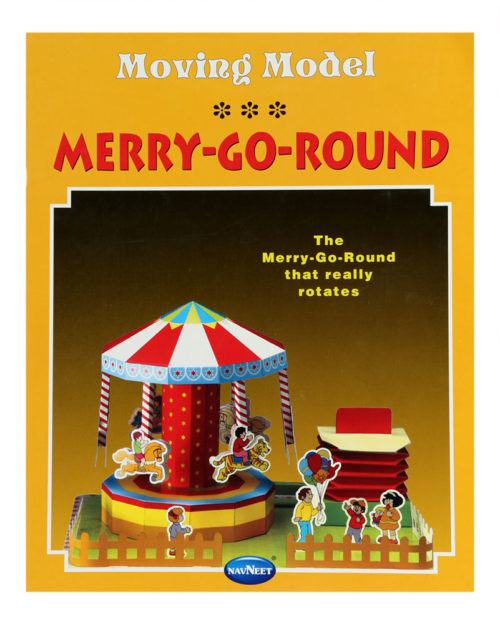 Navneet Moving Model Merry Go Round