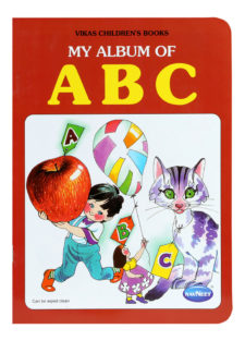 Navneet My Album Of ABC