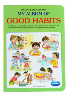 Navneet My Album Of Good Habits