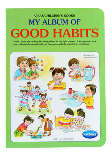 Essay on good habits