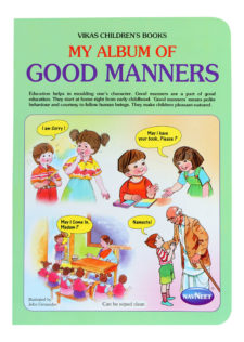 Navneet My Album Of Good Manners