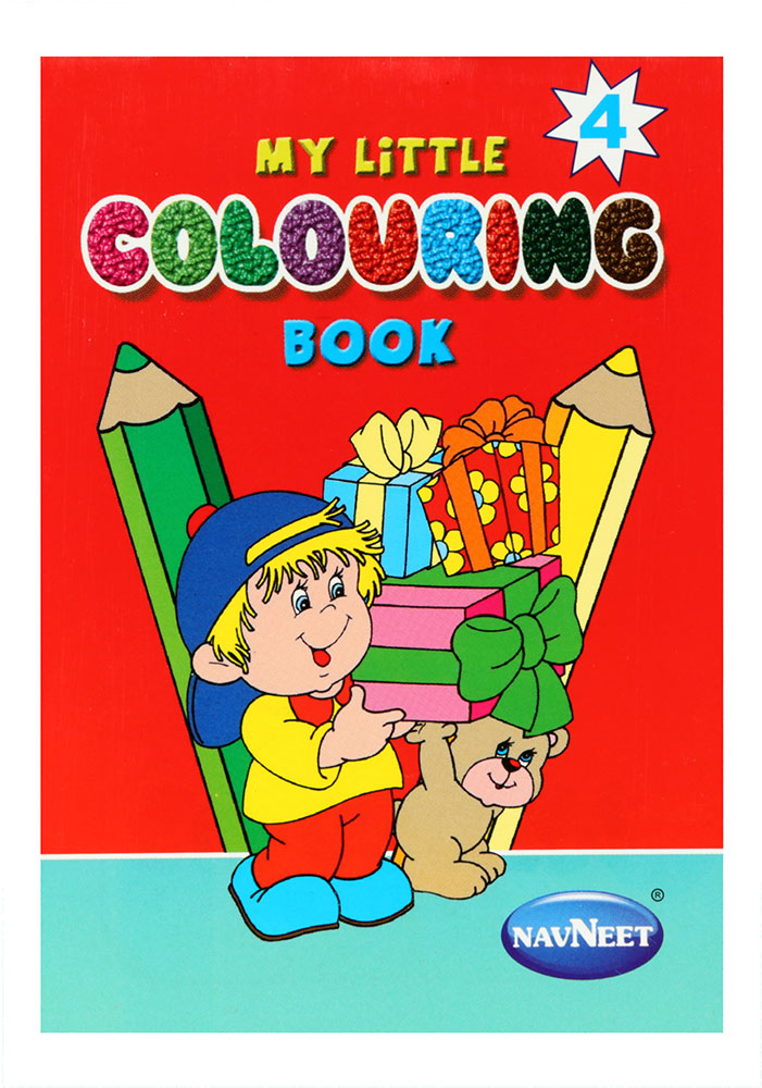 buy navneet my little colouring book part 4 in india