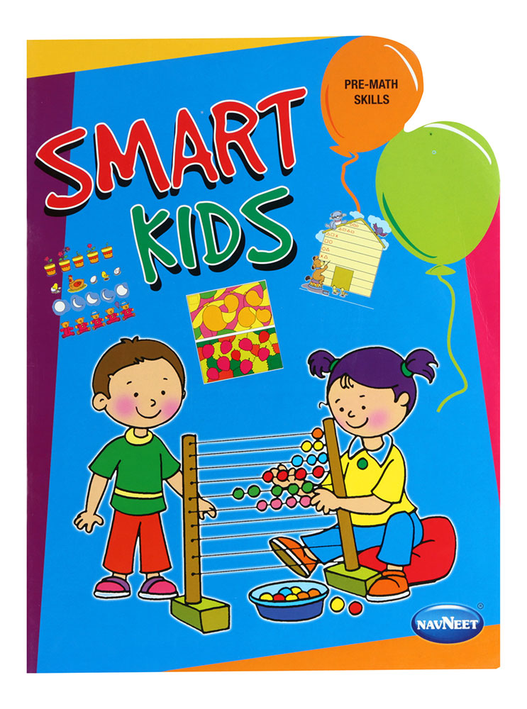 Buy Navneet Smart Kids Pre Math Skills Online In India • Kheliya Toys