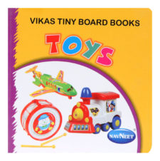 Navneet Vikas Tiny Board Books - Toys