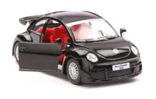 Volkswagen New Beetle RSI Scale Model 1/32 Black