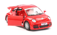 Volkswagen New Beetle RSI Scale Model 1/32 Red