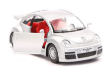Volkswagen New Beetle RSI Scale Model 1/32 Silver