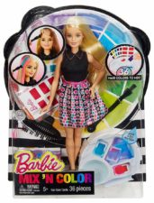 Barbie Mix 'N Color DHL90