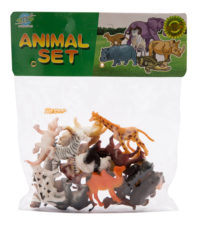 Assorted Animals Set 20pc