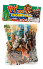 Assorted Wild Animals Set 20pc HB9810-20-1