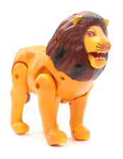 Battery Operated Lion With Light and Sound