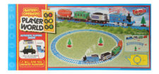 Battery Operated Train With Sound And Smoke