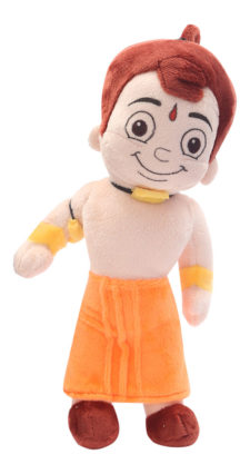Chhota Bheem Soft Toy 22cms