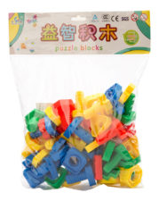 Colourful DIY Blocks With Different Shapes