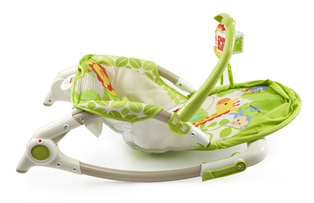 fisher price toddler rocker instructions