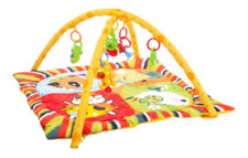 Kheliya Fabric Activity Play Gym - Yellow