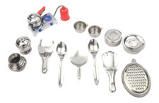 Kitchen Kit Stainless Steel Set