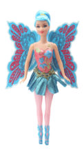 Lovely Angel Doll - Blue