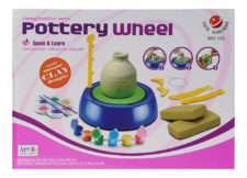 Pottery Wheel - Battery Operated