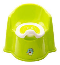 Potty Seat 6+ Months Green