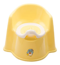 Potty Seat 6+ Months Yellow