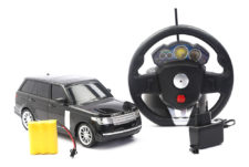 RC Car Model SUV 1-16 Scale Model Black