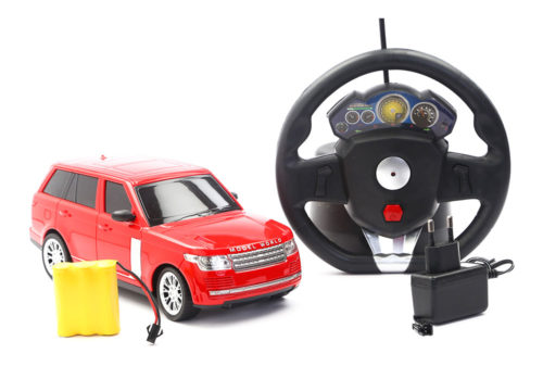 RC Car Model SUV 1-16 Scale Model Red