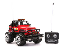 R/C Off-road Vehicle Red